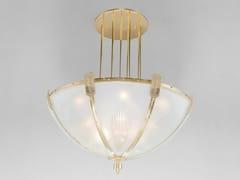 - Direct light handmade brass pendant lamp HOTEL I   Pendant lamp - Patinas Lighting