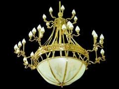 - Direct light handmade brass pendant lamp HOTEL II | Pendant lamp - Patinas Lighting