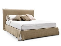 - Fabric double bed HOWARD | Bed - Calligaris