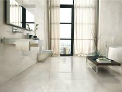 Pavimento/rivestimento in gres porcellanato effetto marmoI MARMI BIANCO BERNINI - AVA CERAMICA BY LA FABBRICA