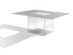 - Contemporary style square table ICARO QUADRO MAC STOPA - Casali