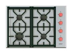 - Piano cottura a gas da incasso in acciaio inox ICBCG304P/S PROFESSIONAL | Piano cottura - Sub-Zero Group