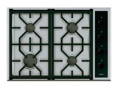 - Piano cottura a gas da incasso in acciaio inox ICBCG304T/S TRANSITIONAL | Piano cottura - Sub-Zero Group