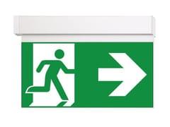 - LED PETG emergency light for signage IKUS-B - DAISALUX