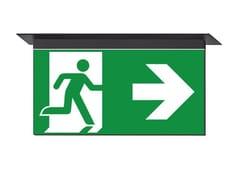 - LED emergency light for signage IKUS-M - DAISALUX