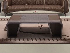 - Low coffee table with storage space for living room IMOLA VENEER | Coffee table - Tonino Lamborghini Casa