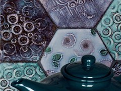 - Indoor faïence wall tiles IMPRESSIONI DECÒ | Faïence wall tiles - DANILO RAMAZZOTTI ITALIAN HOUSE FLOOR