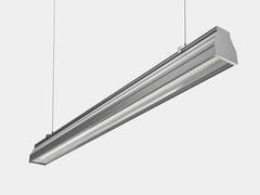 Lampada a sospensione a LED in alluminio anodizzatoINDUSTRIA - ES-SYSTEM