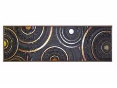 - Marble mosaic INFINITO BLACK - FRIUL MOSAIC