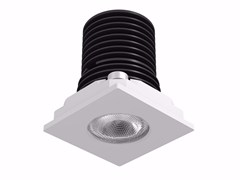 Faretto a LED da incasso per controsoffittiINSIDE 60 SQ - B LIGHT