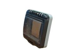 Cassetta per impianto elettricoINSPECTION WINDOW 4 MODULE IP54 - GARO ELECTRIC