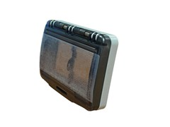 Cassetta per impianto elettricoINSPECTION WINDOW 6 MODULE IP54 - GARO ELECTRIC