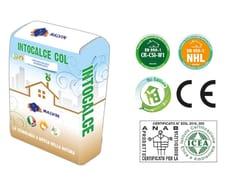 Bio-rivestimento minerale eco-compatibileINTOCALCE COL - MALVIN
