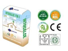 Bio-finitura eco-compatibile idrofugaINTOCALCE FIN I - MALVIN