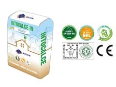 Bio-malta eco-compatibile INTOCALCE IN - MALVIN