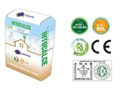 Bio-Intonaco eco-compatibileINTOCALCE - MALVIN