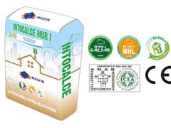 Bio-Malta eco-compatibile idrofugaINTOCALCE MUR I - MALVIN