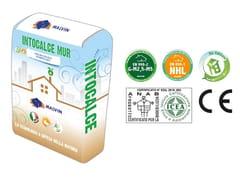 Bio-malta eco-compatibileINTOCALCE MUR - MALVIN