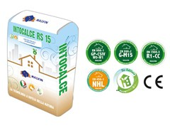 Bio-malta eco-compatibile ad alta resistenzaINTOCALCE RS 15 - MALVIN