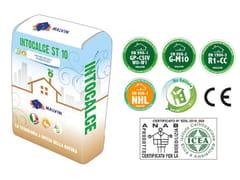 Bio-malta eco-compatibile ad alta resistenzaINTOCALCE ST 10 - MALVIN