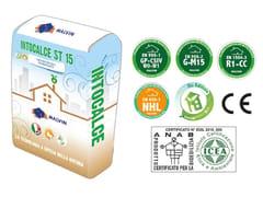Bio-malta eco-compatibile ad alta resistenzaINTOCALCE ST 15 - MALVIN