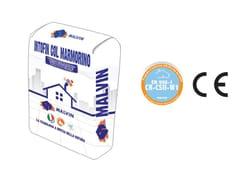 Rivestimento minerale a base di leganti idrauliciINTOFIN COL MARMORINO - MALVIN