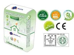 Bio-malta eco-compatibile certificataINTOMASSO SUGHERO - MALVIN