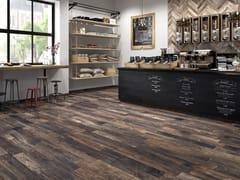 Pavimento/rivestimento in gres porcellanato effetto legnoINWOOD - CERAMICA RONDINE