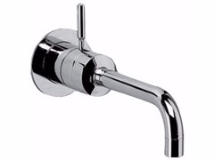 - Wall-mounted single handle washbasin mixer with aerator IQ - A4353 - Ideal Standard Italia