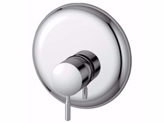 - Shower mixer with plate IQ - A4830 - Ideal Standard Italia