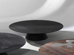 - Tavolino rotondo in legno da salotto ISOLE | Tavolino in legno - ALBEDO S.r.l. Unipersonale
