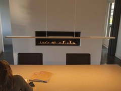 - Lampada a sospensione a LED in alluminio con dimmer IYO Yin Yang - FERROLIGHT DESIGN