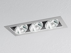 - Halogen ceiling recessed spotlight JAVA HALO - Artemide
