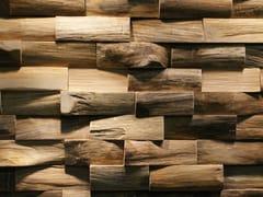 - Reclaimed wood 3D Wall Tile JAVA SP LARGE - Teakyourwall