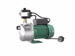 Sistema di alimentazione idrica autoaspiranteJET FWJ - WILO ITALIA