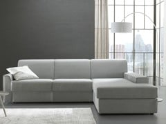 - Fabric sofa bed with chaise longue DAY & NIGHT | Sofa with chaise longue - Felis