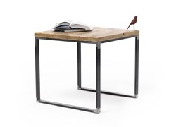 - Square spruce table JOYCE | Square table - Vontree