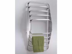 - Chrome wall-mounted towel warmer KALOS 100-50 - Hotwave