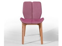 - Upholstered chair KARMA - Fenabel - The heart of seating
