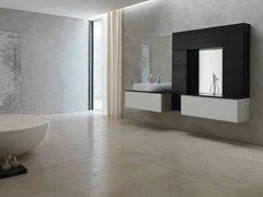- Bathroom cabinet / vanity unit KARMA - COMPOSITION 18 - Arcom