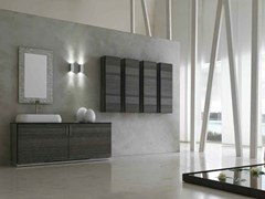 - Bathroom cabinet / vanity unit KARMA - COMPOSITION 22 - Arcom