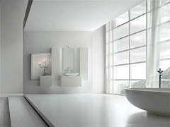 - Bathroom cabinet / vanity unit KARMA - COMPOSITION 24 - Arcom