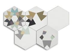 - Cement flooring KEIDOS VERT - enticdesigns