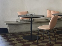 - Round wooden table KELLY T | Round table - Tacchini Italia Forniture