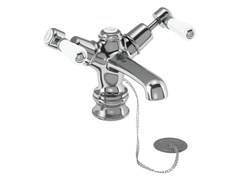 - Countertop chromed brass washbasin tap KENSINGTON REGENT | Washbasin tap - Polo