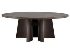 Tavolo rotondo in legnoKENSINGTON | Tavolo rotondo - POLIFORM