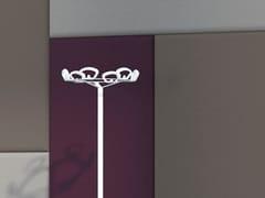 - Appendiabiti a stelo in metallo verniciato KOBÉ - MANADE