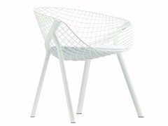 - Upholstered easy chair KOBI PAD SMALL - 042 - Alias