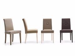 - Upholstered chair KOKÒ | Chair - Varaschin
