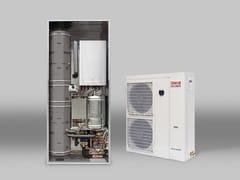 Sistema solare integratoKONs HP - UNICAL AG